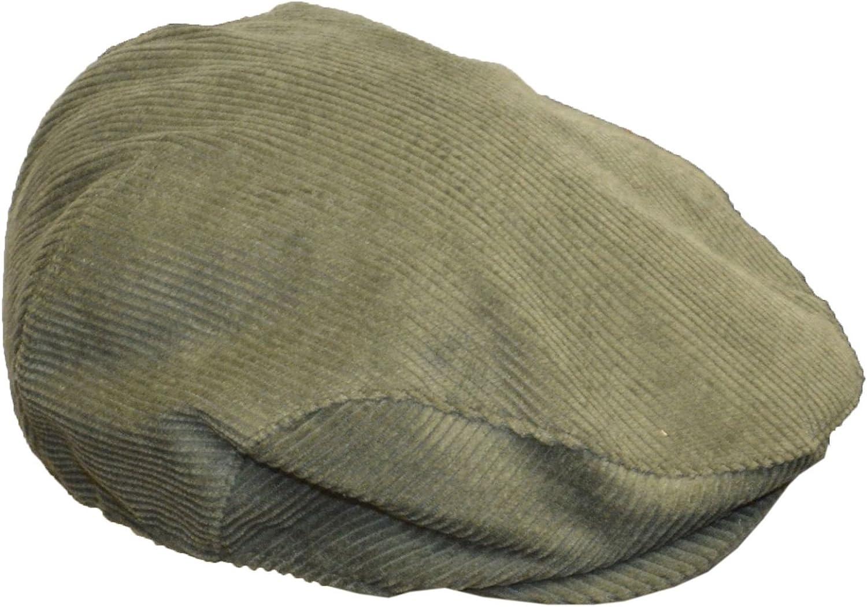 Walker /& Hawkes Uni-Sex Corduroy Classic Flat Cap