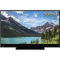 Toshiba 43T6863DB 43 Inch Smart 4K Ultra HD TV Freeview Play USB Recording (Refurbished)