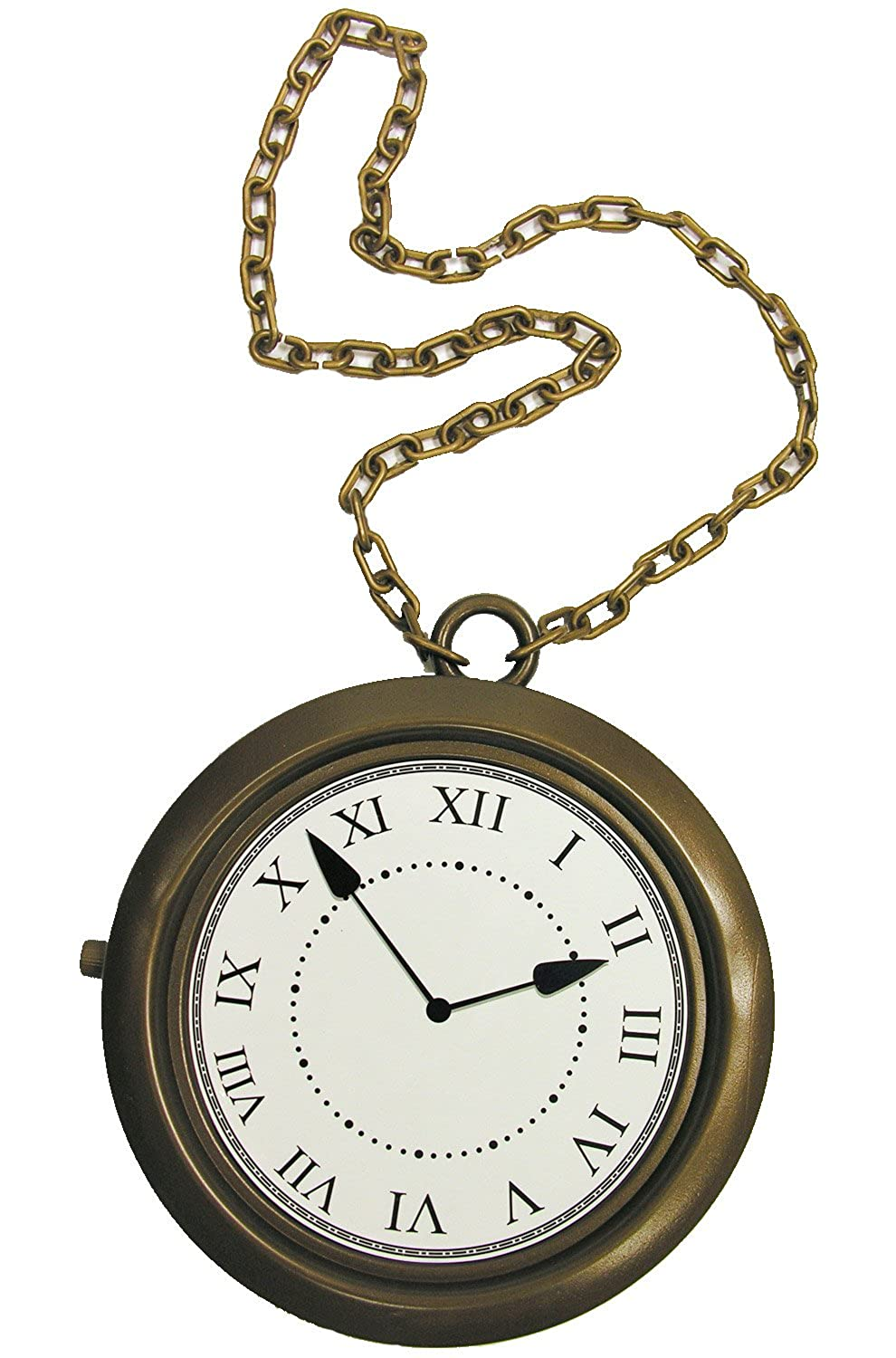 the necklace clock second fifth products hand jean collection paul gaultier thumbnail