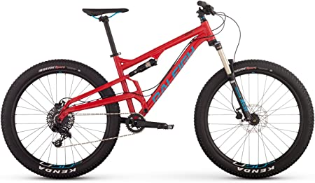 side facing raleigh bikes kodiak 2 mountain bike