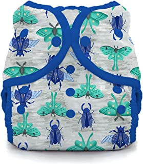 product image for Thirsties Duo Wrap Cloth Diaper Cover, Snap Closure, Arthropoda Size Two (18-40 lbs)
