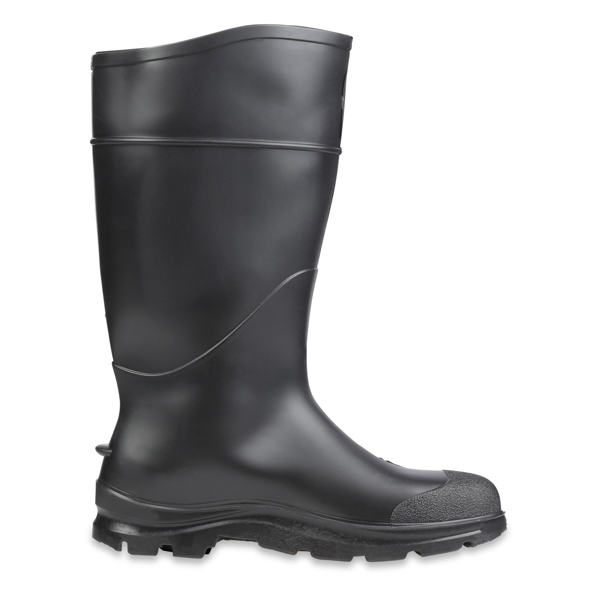 Servus Comfort Technology 14'' PVC Steel Toe Men's Work Boots, Black, Size 10 (18821) by Servus (Image #5)