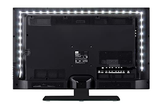 166 opinioni per Vansky® 2M Led Retro TV Bias Light, Strisce Led Illuminazione Retro TV, Bianco