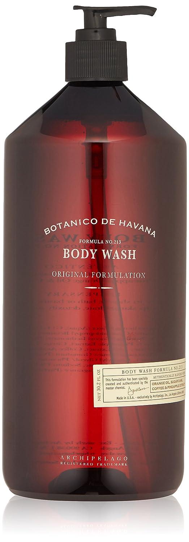 Botanico De Havana Body Wash, 30 fl oz