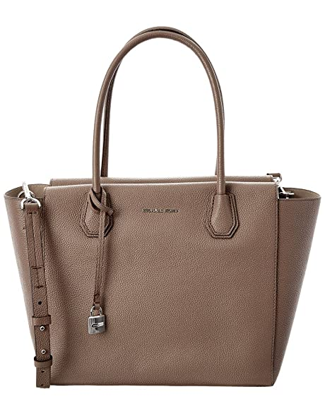 MICHAEL by Michael Kors Mercer Cinder Large Bolso one size Cinder: Amazon.es: Zapatos y complementos