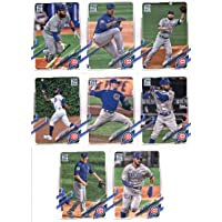 $27 » 2021 Topps Complete (Series 1 & 2) Chicago Cubs Team Set of 22 Cards: David Bote(#4),…