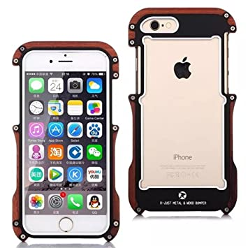 6ef546c0b3 Amazon | 「楽々セレクトショップ」R-JUST正規品 iPhone SE/5S/5 耐衝撃 ...