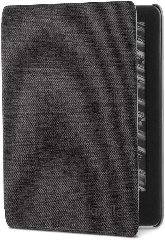 Funda de tela para Kindle, negro antracita