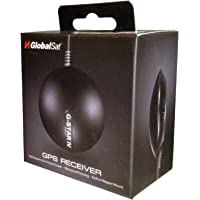 Globalsat USB GPS Receiver (Black)
