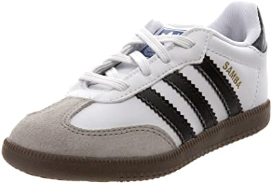 93be2b104aba adidas Originals Samba Leather Sneaker (Infant Toddler)