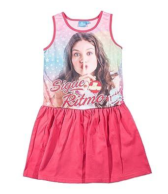 Soy Luna KollektionBekleidung 2017 Kleid Sommerkleid YvbfgIy76