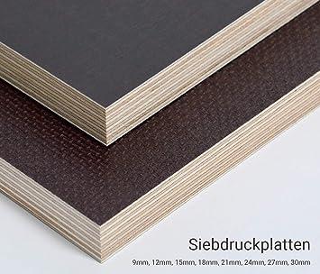 9mm Multiplex Birke wasserfest verleimt ca.15kg Bastelholz Holzplatte Reste