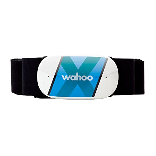 Wahoo TICKR X Heart Rate Monitor with Memory, Bluetooth / ANT+