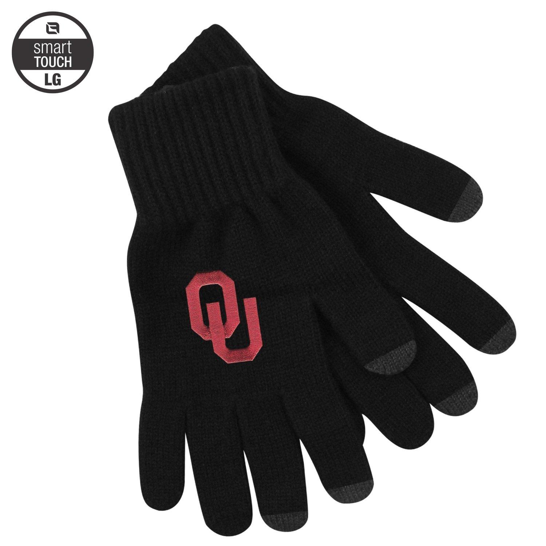 オクラホマ大学smart-touch手袋  B076HYDB9D