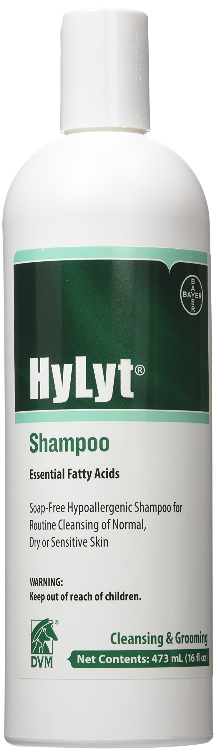 Bayer Hylyt Pet Shampoo, 16-Ounce