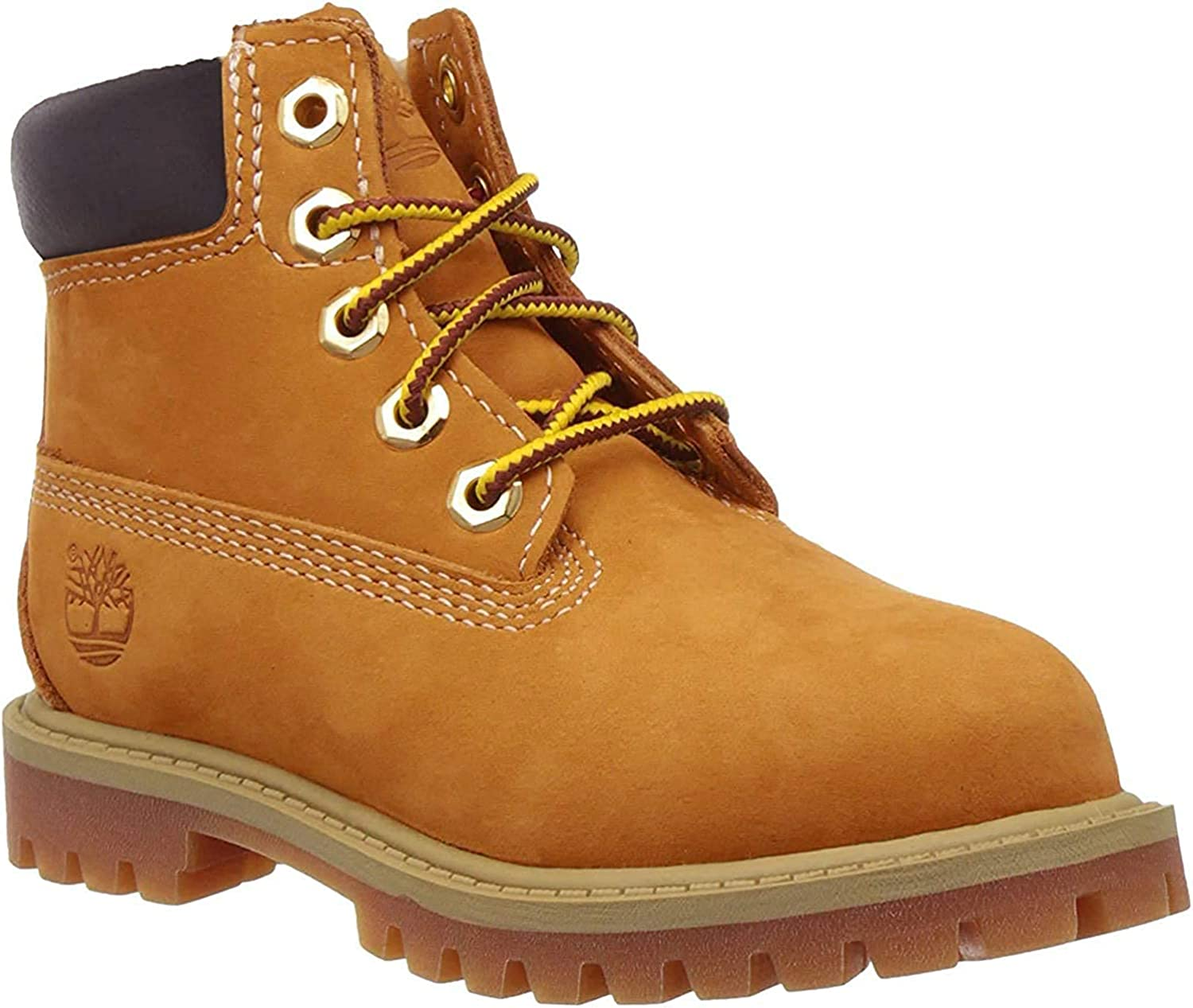 "Timberland Little Kid 6"" Premium Waterproof Boot"