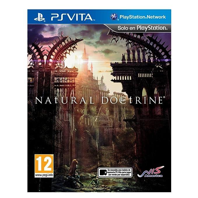 Natural Doctrine: playstation vita: Amazon.es: Videojuegos