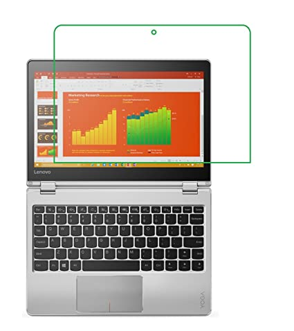 """Whole Screen Guard Protector Fit Lenovo Yoga 700-14 14/"""" Touch Screen"""