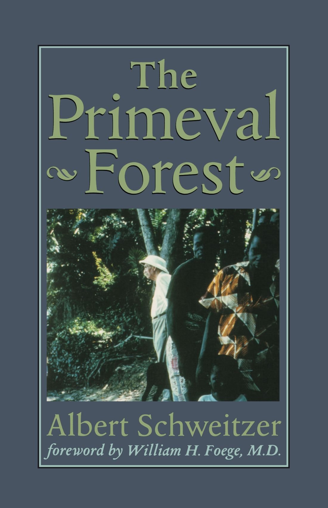 The Primeval Forest (The Albert Schweitzer Library)