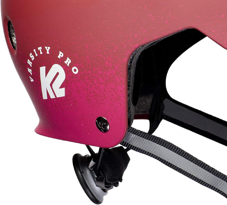 K2 Skate Varsity Pro Helmet White