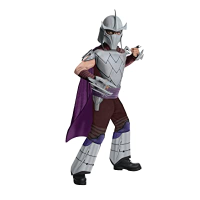 Teenage Mutant Ninja Turtles Deluxe Shredder Costume, Large: Toys & Games