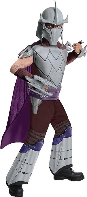 Teenage Mutant Ninja Turtles Deluxe Shredder Costume, Large