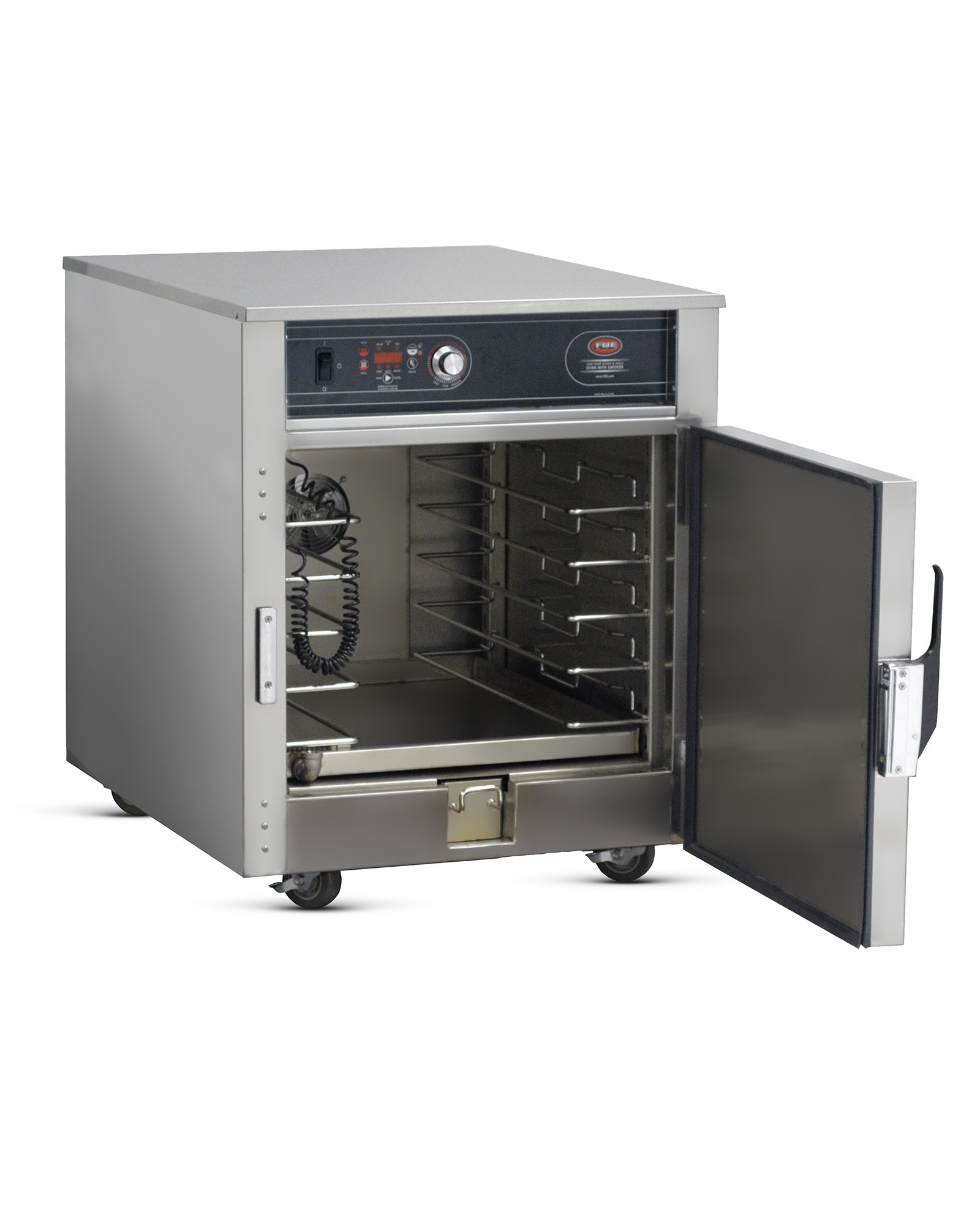 Food Warming Equipment LCH-5-SK-G2 Cook and Hold Smoker Oven with Universal Tray Slides, Under Counter