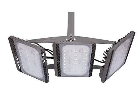 Solla 3 head led flood light outdoor 300w cree security lights solla 3 head led flood light outdoor 300w cree security lights 27000lm3000k warm mozeypictures Image collections
