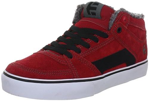 Etnies RVM 4101000241 - Zapatillas de skate de cuero nobuck para hombre f64ecf57170