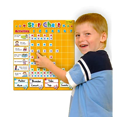 Large Star Chart: Office Products [5Bkhe0506320]