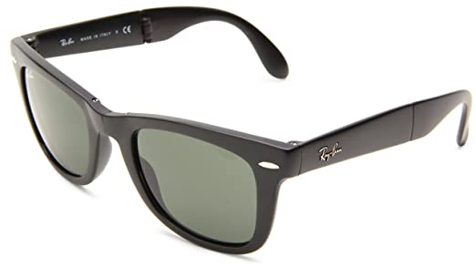 cheap ray bans uk  Ray-ban Unisex - Adults Mod. 4105 Sunglasses, black, size 50 ...