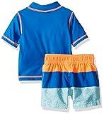 Carter's Baby Boys Rashguard Swim Set, See Ya