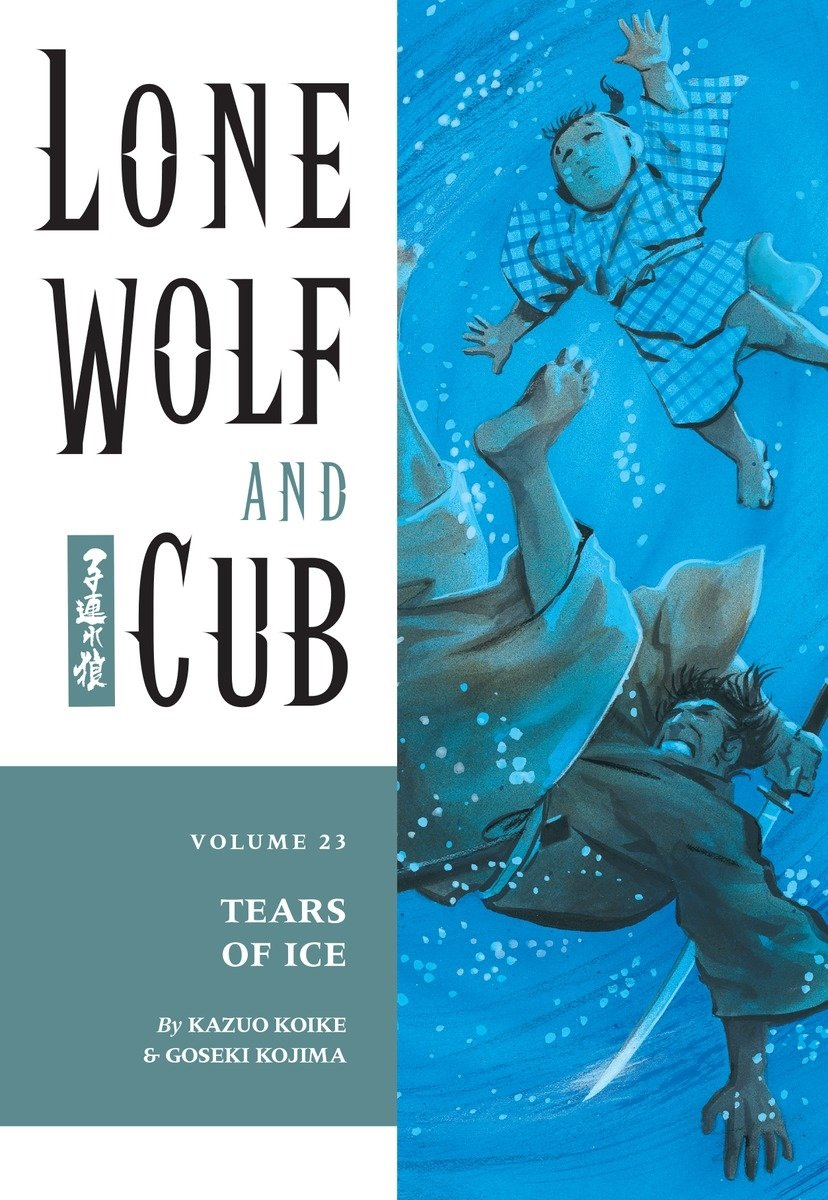 Lone Wolf and Cub Vol. 23: Tears of Ice by Dark Horse