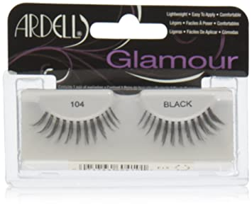 3fdb6803806 Image Unavailable. Image not available for. Color: ARDELL EYELASHES DEMI 104  BLACK