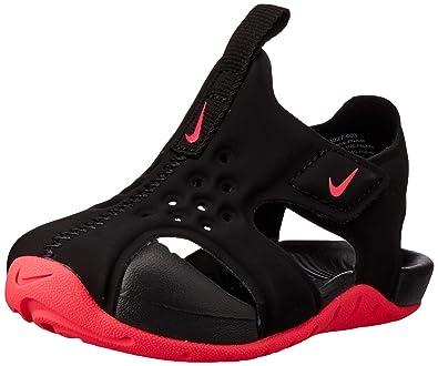 Nike Unisex Baby Sunray Protect 2 (Td) Durchgängies Plateau Sandalen