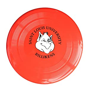 EVALY Saint Louis University Billikens 150 Gram Ultimate Sport Disc Frisbee Red