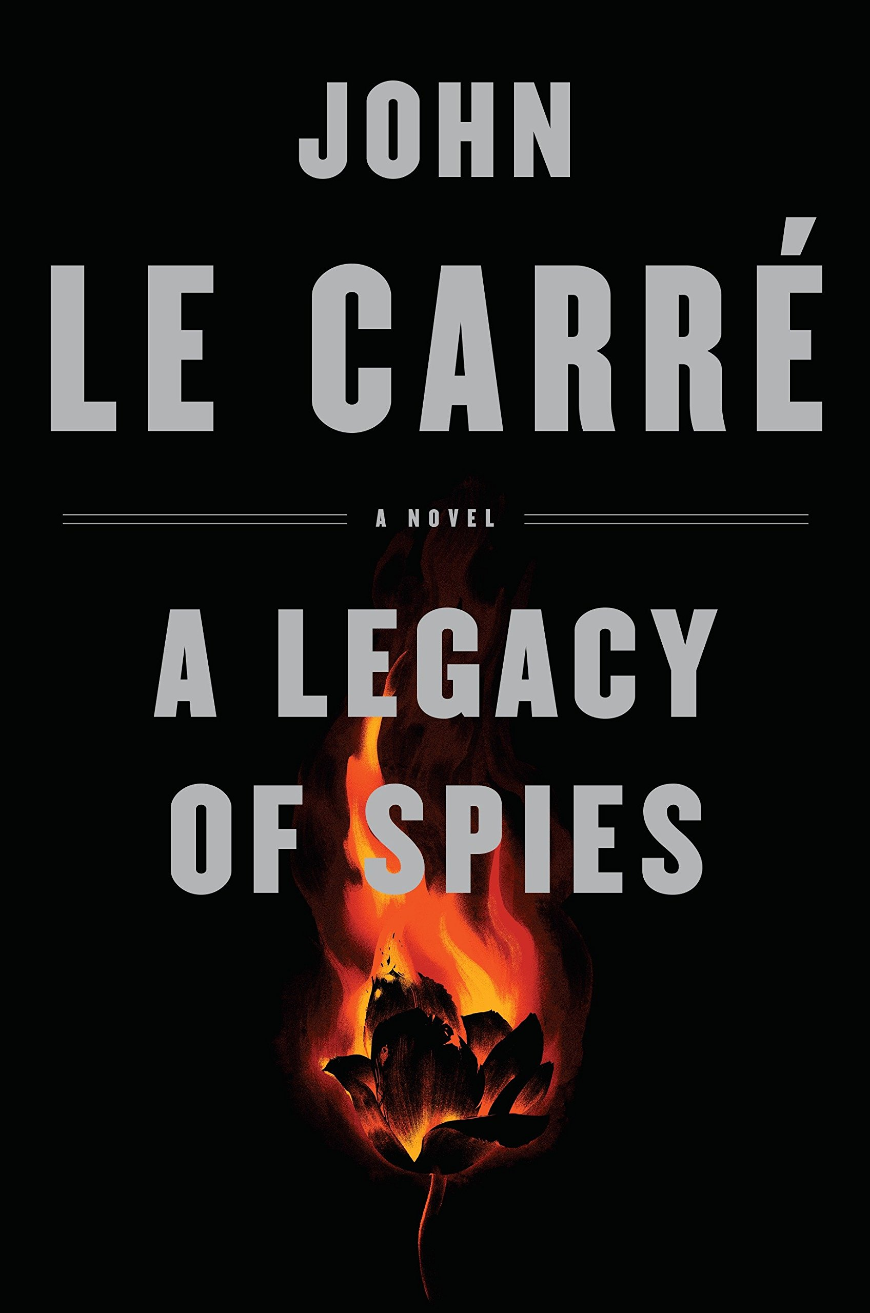 Amazon Com A Legacy Of Spies A Novel 9780735225114 John Le