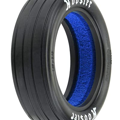 "Pro-line Racing Hoosier Drag 2.2"" 2WD MC Drag Racing Front Tires (2), PRO1015817: Toys & Games"