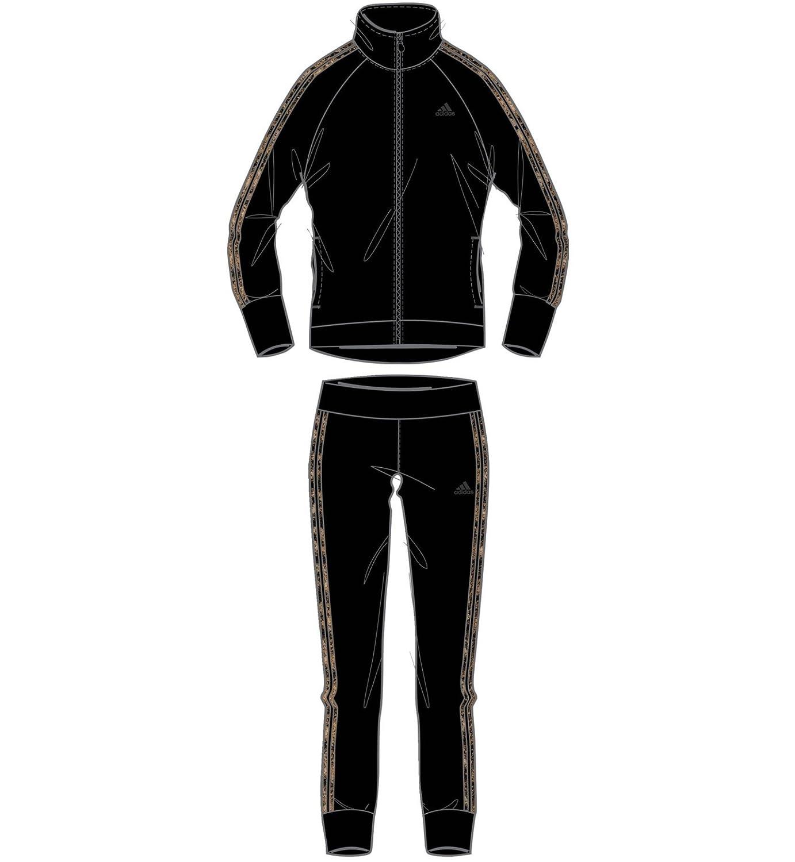 adidas Chándal Mujer Full Zip Lpw Shin Yts: Amazon.es: Deportes y ...