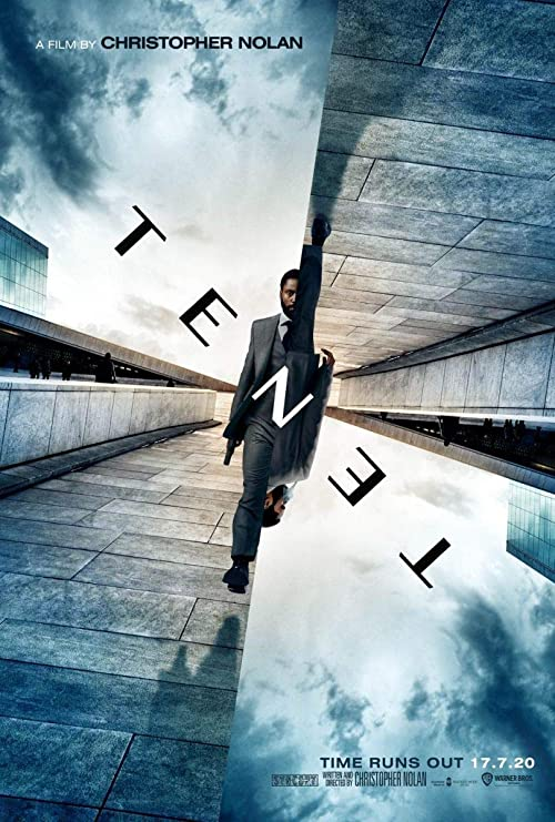 Amazon.com: Tenet Original Movie Poster 27x40 Advance 2 Sided Robert  Pattinson Christopher Nolan: Posters & Prints