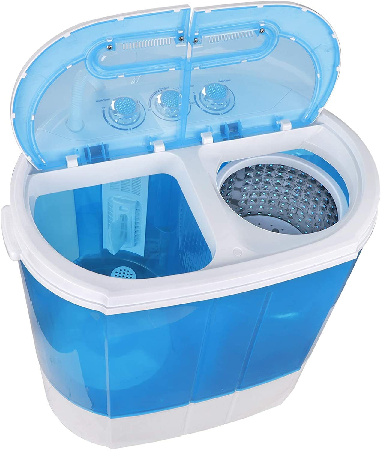 ZenStyle Compact Design Mini Twin Tub