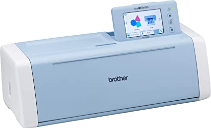 Brother Máquina de corte (Plóter de corte con escáner) SDX1200: Amazon.es: Hogar