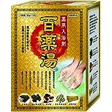 百薬湯 薬用入浴剤 温浴効果を高める生薬のきざみを配合 (医薬部外品)