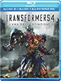 Transformers 4 - L'Era dell'Estinzione 3D (3 Blu-ray)
