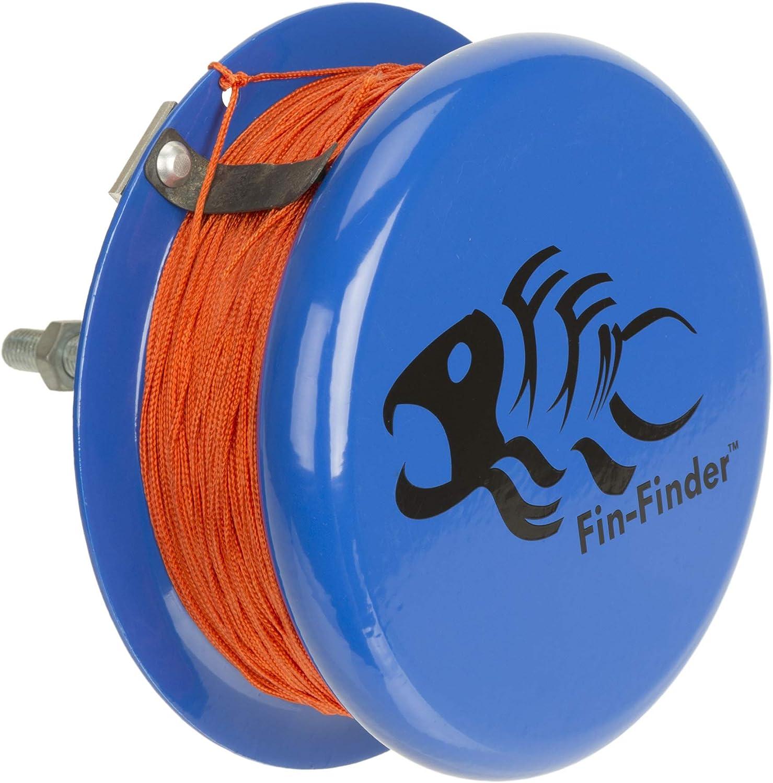 Best Bowfishing Reel: Fin-Finder Heavy Duty Drum Reel