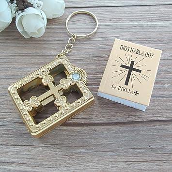 Amazon.com: Llavero en miniatura con bolsa de organza ...