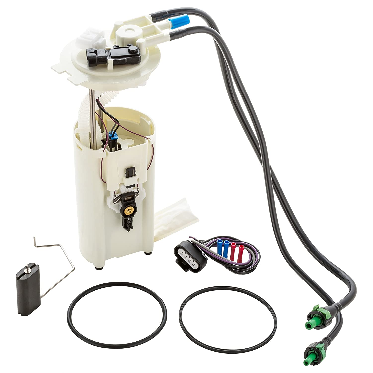 Fuel Pump For 00 05 Pontiac Grand Am Chevy Cavalier 1994 S10 Marker Light Wiring Diagram Sunfire Fits E3507m 88957239 Automotive