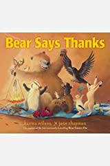 Bear Says Thanks (The Bear Books) Hardcover