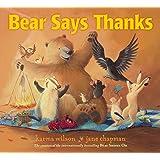 Bear Says Thanks (The Bear Books)