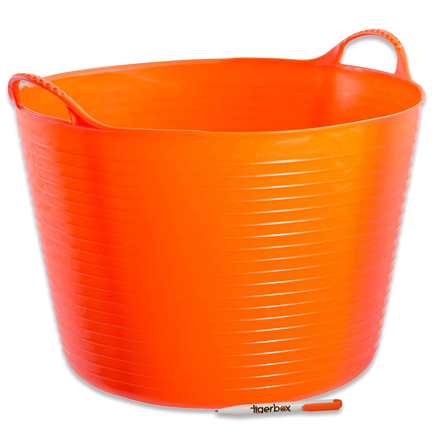 /& Tigerbox/® Antibacterial Pen Extra Large Green Flexible Strong Red Gorilla/® Storage Bucket Baskets ALL COLOURS AND SIZES